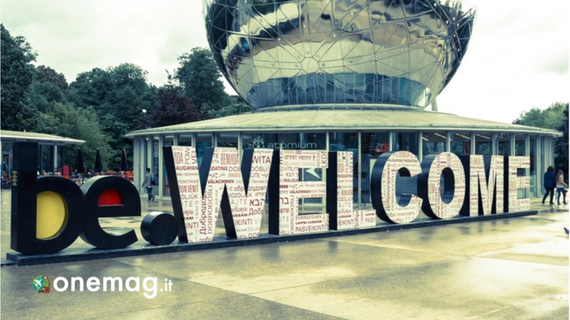 L'Atomium a Bruxelles