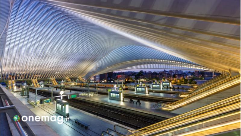 Stazione ferroviaria Liège-Guillemins