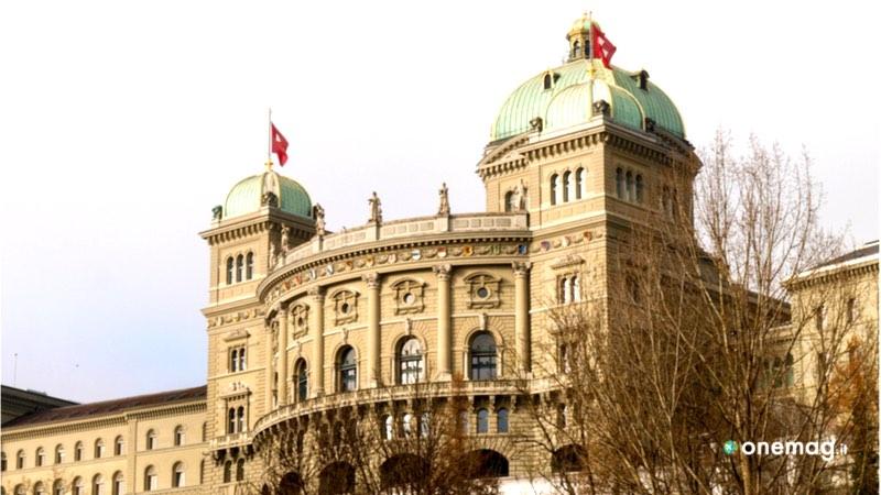 Berna, Palazzo Federale