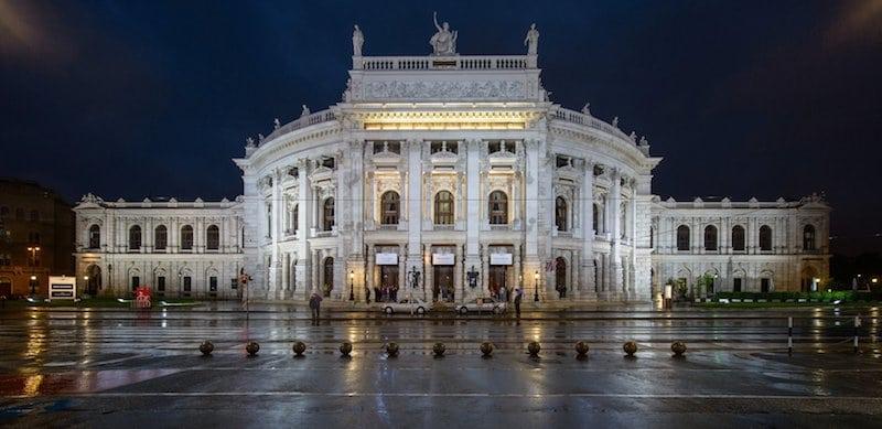 Vienna, Burgtheater