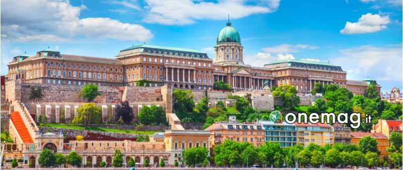 Castello di Buda, Budapest