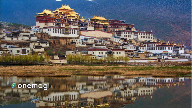 Le città più romantiche della Cina, Shangri-La