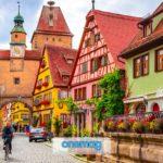 Le città più romantiche della Germania