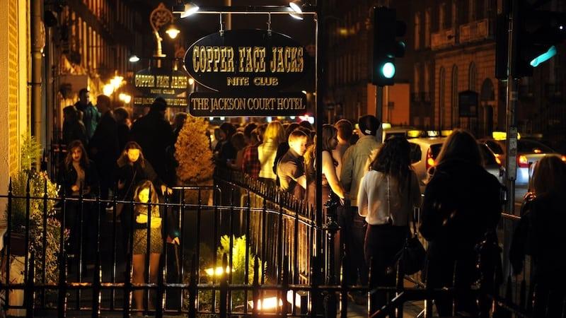 Copper Face Jacks, Dublino