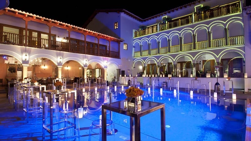 Belmond Palacio Nazarenas, Cusco, Perù)