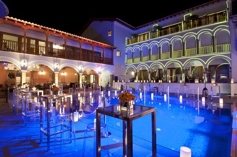 Migliori hotel di lusso, Belmond Palacio Nazarenas