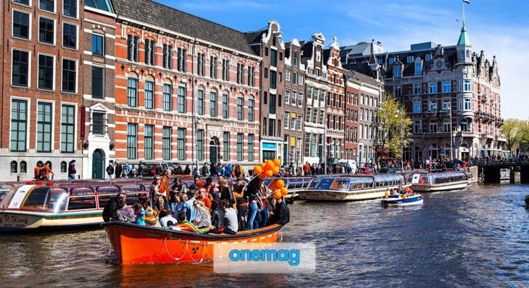 Ponti di Aprile, visitare l'Olanda per la festività del Giorno del Re