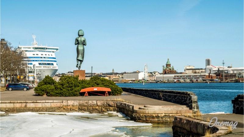 Quando andare in Finlandia, Aprile