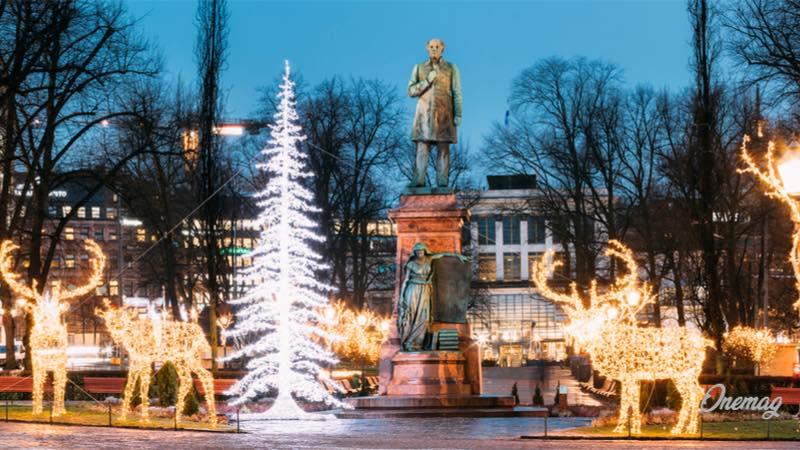 Quando andare in Finlandia, Dicembre
