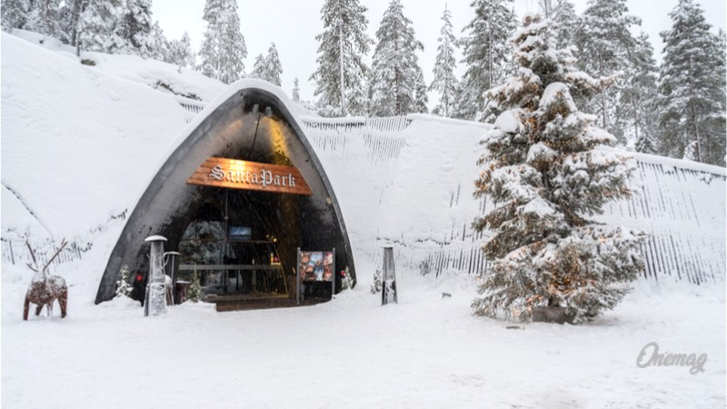 Quando andare in Finlandia, Gennaio