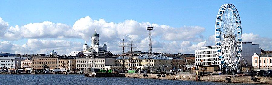 Quando visitare la Finlandia, panorama di Helsinki