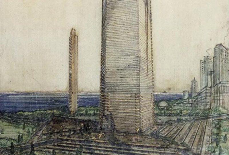 Illinois. il grattacielo incompiuto