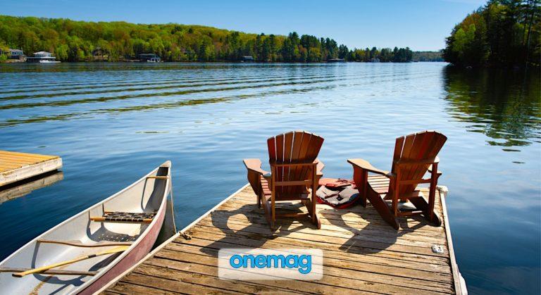 I 5 laghi più belli e spettacolari del mondo