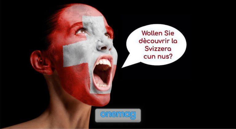 Perchè in Svizzera si parlano 4 lingue?