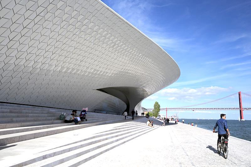 Lisbona, Museo di arte, architettura e tecnologia