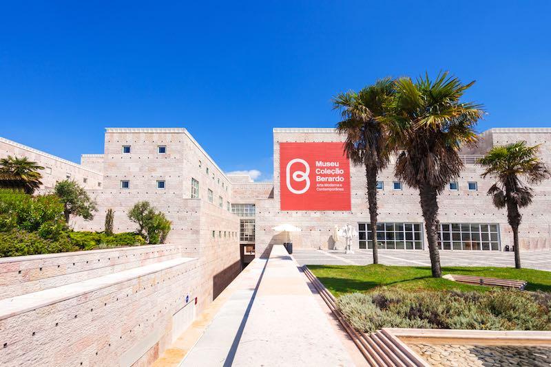 Lisoba, il museo Berardo