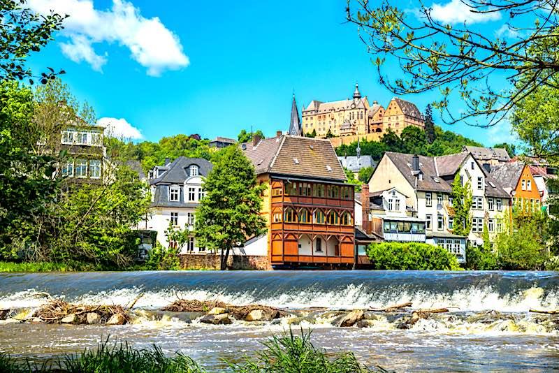 Le città più romantiche della Germania, Marburgo