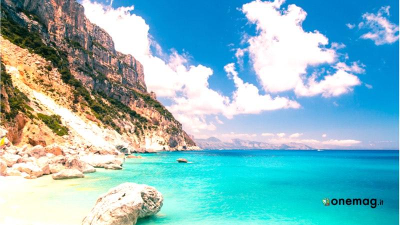 Le migliori spiagge della Sardegna, la spiaggia di Marina di Orosei