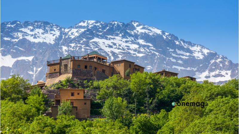 Marocco, Atlas Montagne