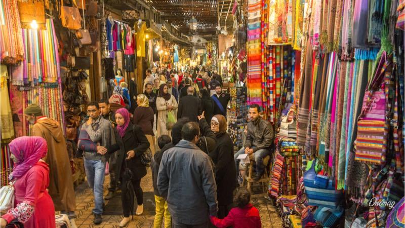 Cosa vedere in Marocco, Souk