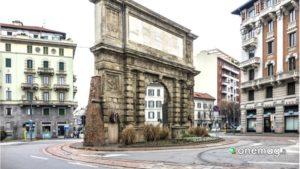 Milano, Porta Romana