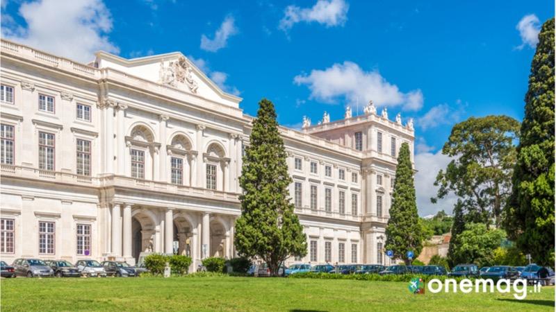 Il Palazzo Nazionale di Ajuda