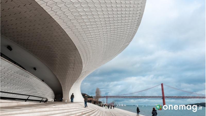 I musei di Lisbona, Museo di arte, architettura e tecnologia