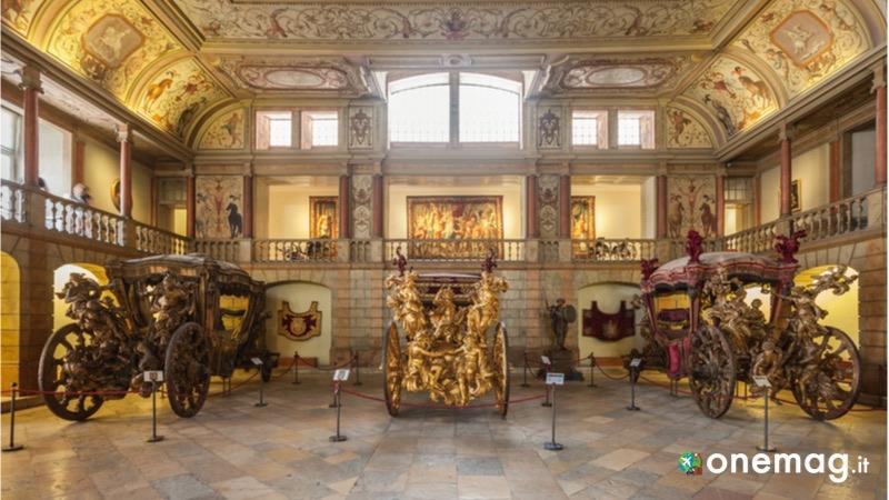 I musei più interessanti e curiosi a Lisbona, Museo nazionale delle carrozze
