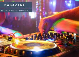 I migliori music club di Berlino