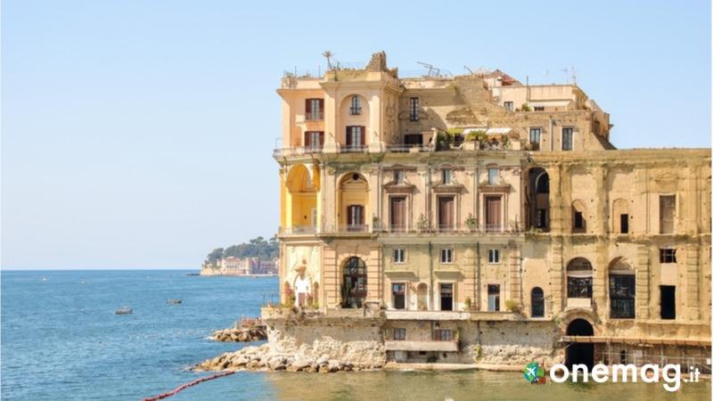 Cosa vedere a Napoli, il Palazzo Donn'Anna