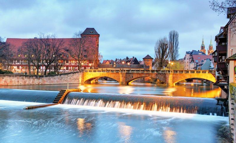 Le città più romantiche della Germania, Norimberga