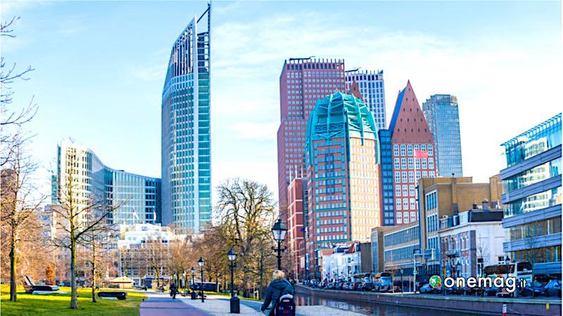 Olanda, Aia