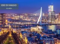 Olanda, visitare Amsterdam e Rotterdam