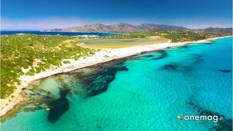 Porto Giunco, spiaggia della Sardegna