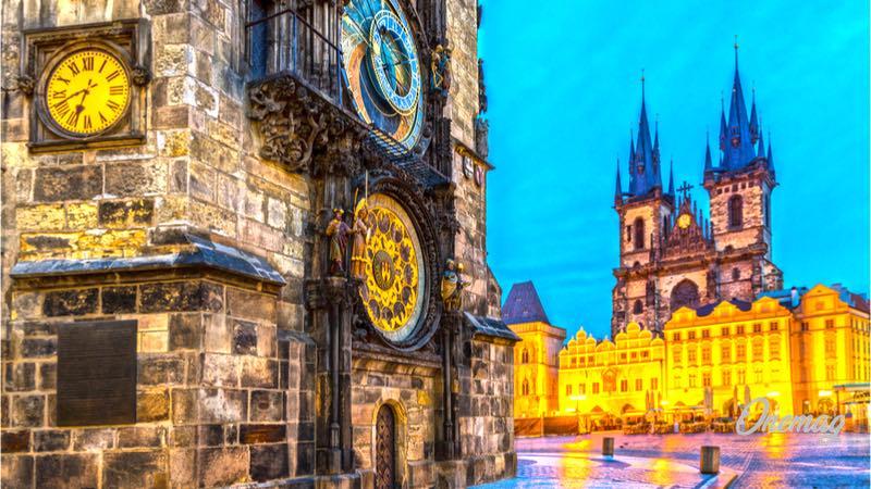 Europa Low Cost, Praga