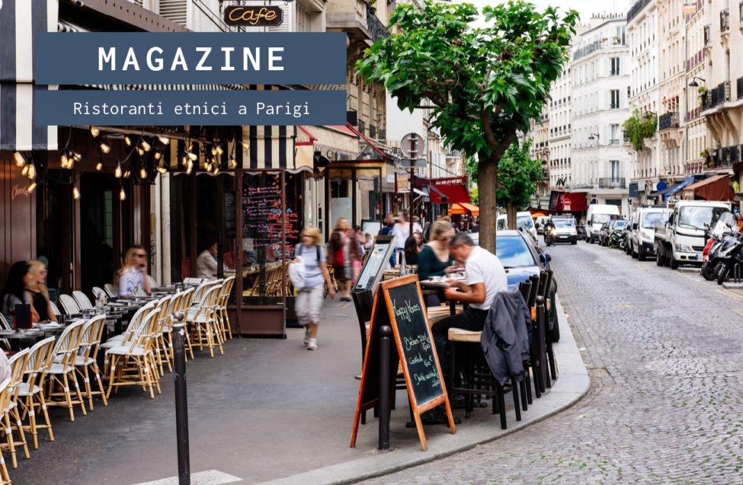 Dove mangiare etnico a Parigi