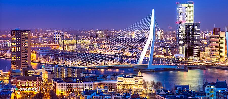 Rotterdam, veduta