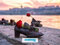 Quella strana storia delle scarpe sul Danubio