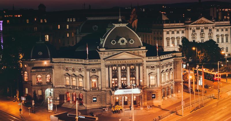 Volkstheater a Vienna