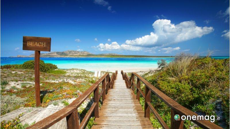 Le migliori spiagge della Sardegna, la Spiaggia la Pelosa