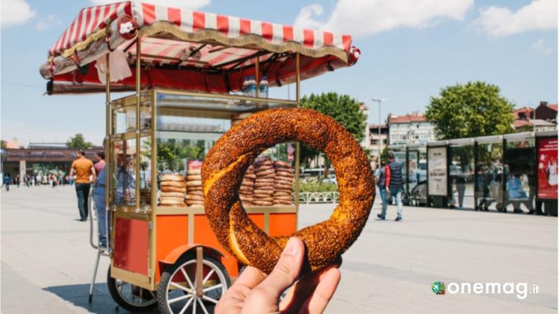 Street food in Turchia, Simit