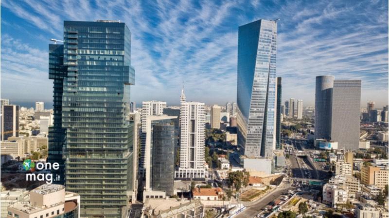 Tel Aviv, architettura