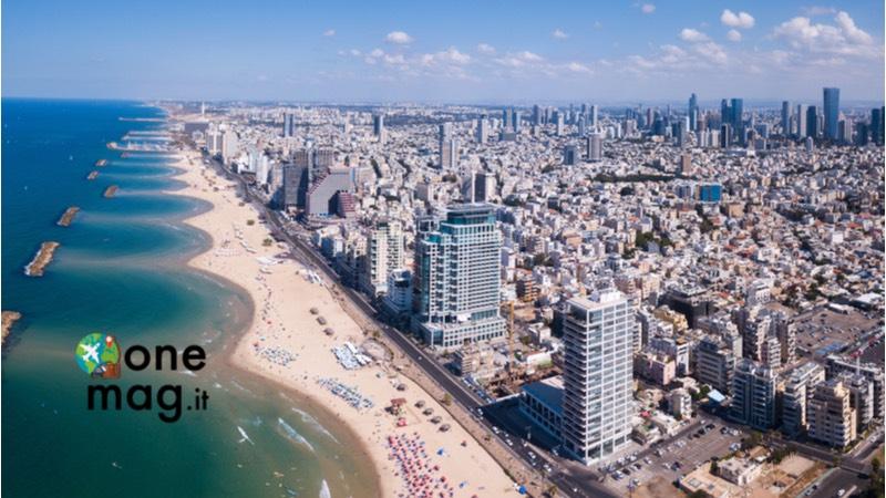 Tel Aviv, spiagge