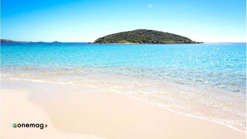 La spiaggia di Teulada