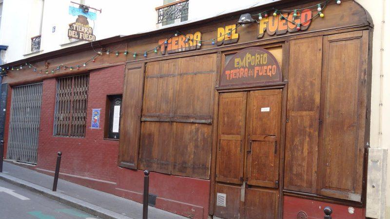 Parigi, ristorante Tierra del Fuego