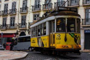 Cosa vedere a Lisbona, Tram