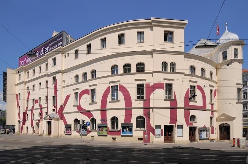 Wiener Volksoper a Vienna