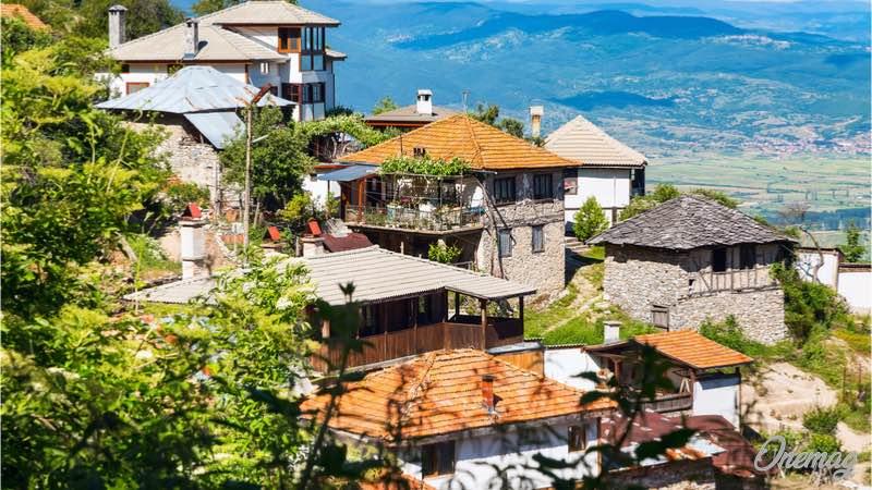 Delchevo, villaggio bulgaro