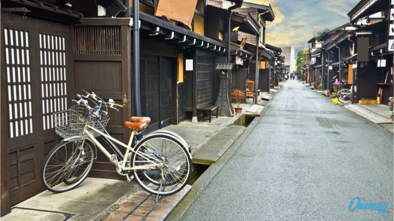 Hida-Takayama, visitare Giappone