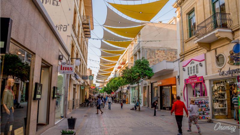 Nicosia, Ledra street